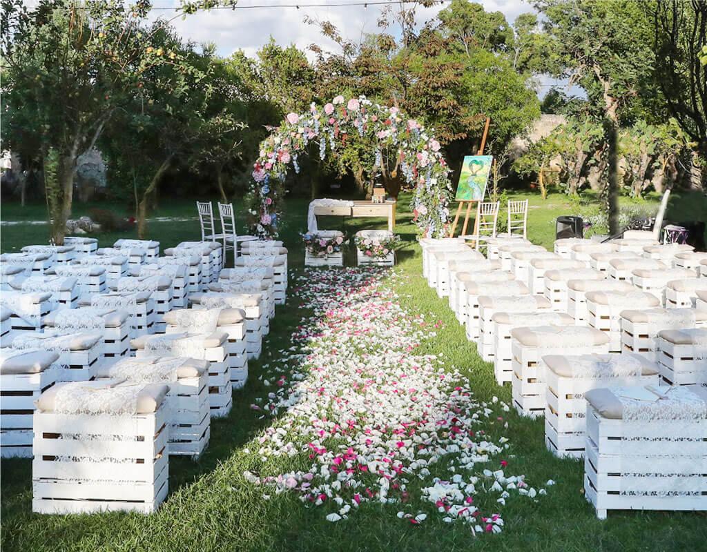 Matrimonio Civile All Aperto Toscana : Il matrimonio all aperto secondo emmeplati di