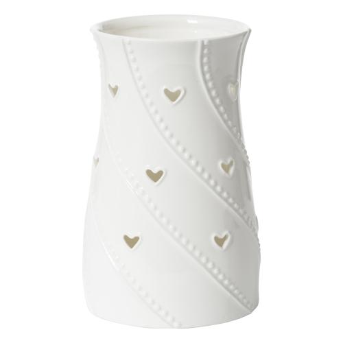 Yankee Candle Porta Giara linea White Hearts